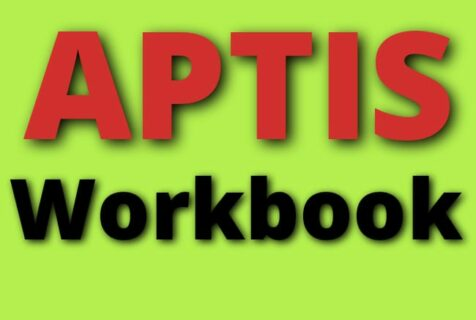 APTIS WORKBOOK – UNIT 1