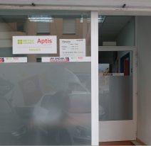 puerta Be-lingual Aptis